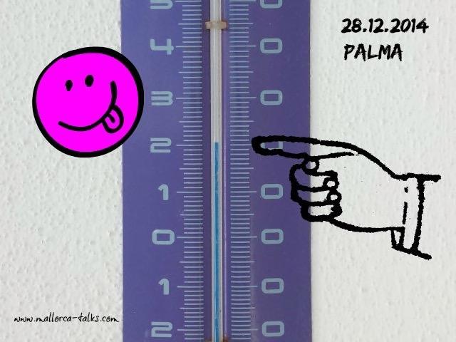 Mallorca talks Balkon