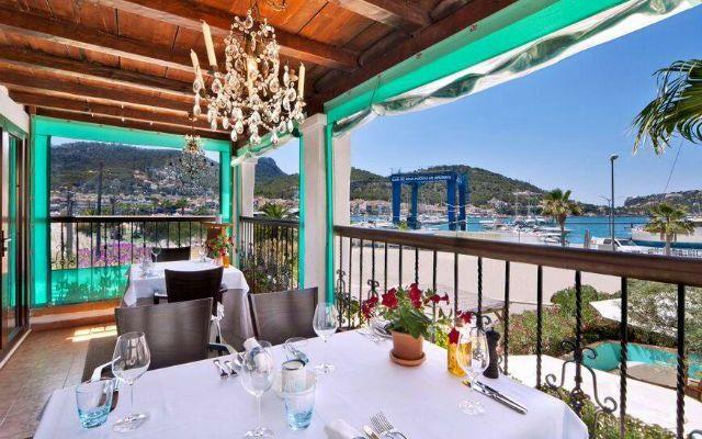 La Gourmeda Balkon.