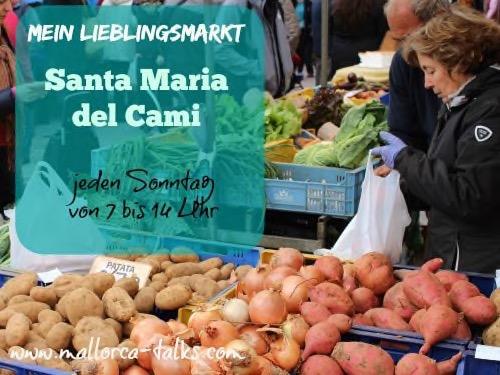 Wochenmarkt Santa Maria auf Mallorca