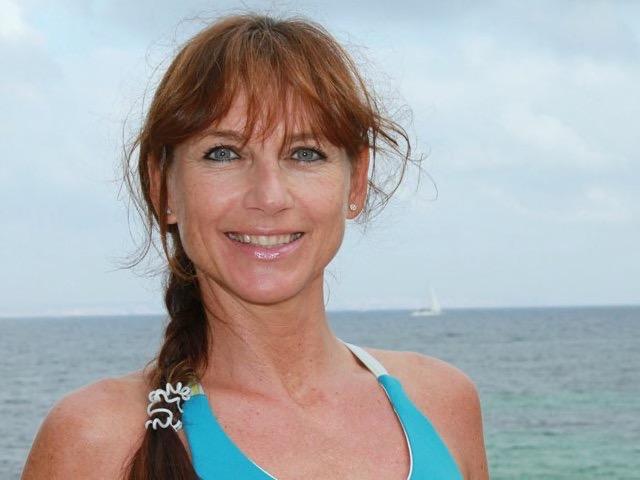 Uta Schönbach ist Yogalehrerin auf Mallorca