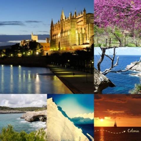 Mallorca Tipps Collage