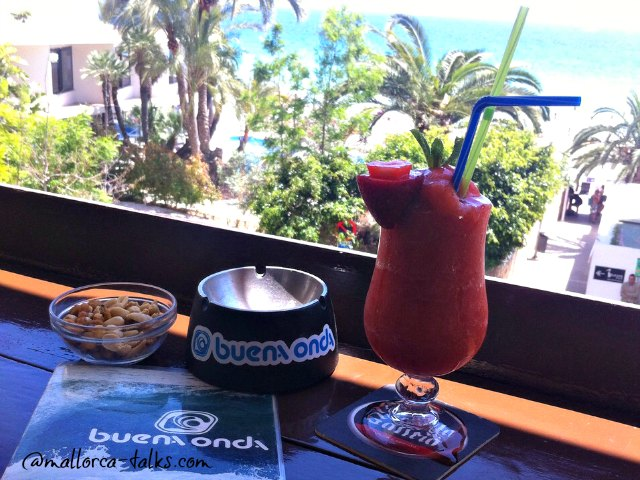 Buena Onda Strawberry-Daiquiri