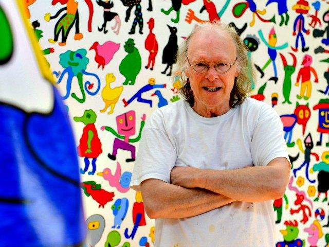 Gustavo an seinem 76. Geburtstag.