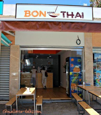 Bon Thai in Sant Augustin