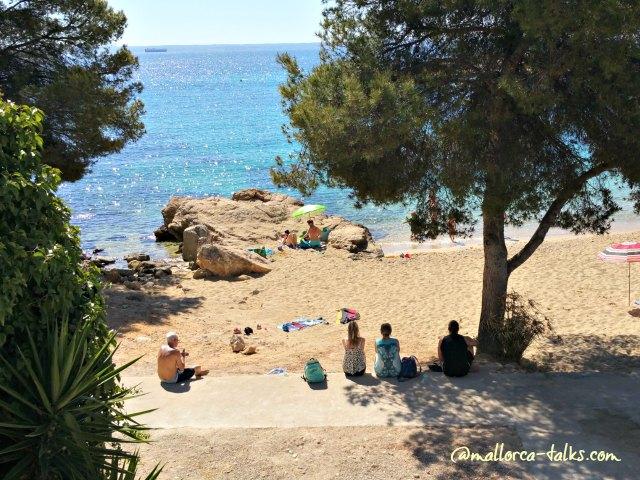 Playa de Sant Augustin