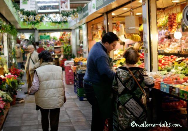 Einkaufen in Santa Catalina