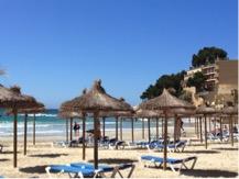 Ja - Strand kann Mallorca auch!