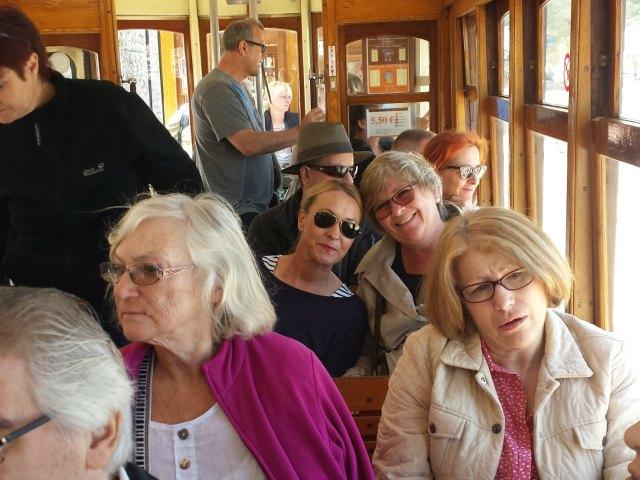 Tram von Soller nach Port de Soller