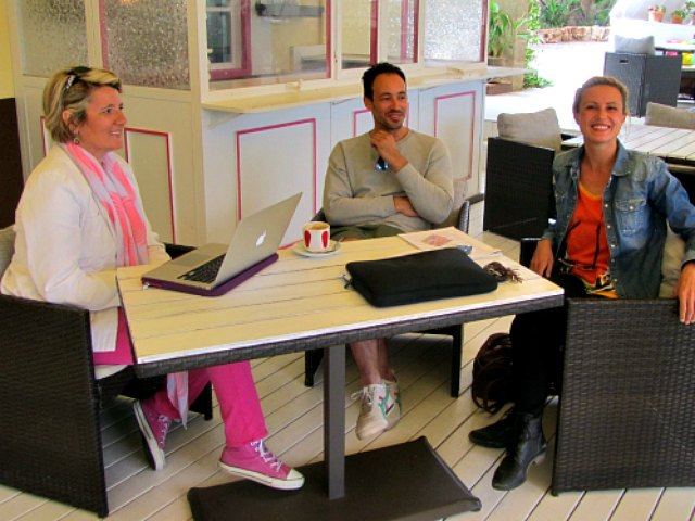 Martin Frank und Daniela Hellmann im Mallorca-Talks-Interview