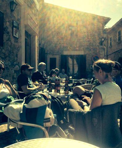 Bar in Biniaraix