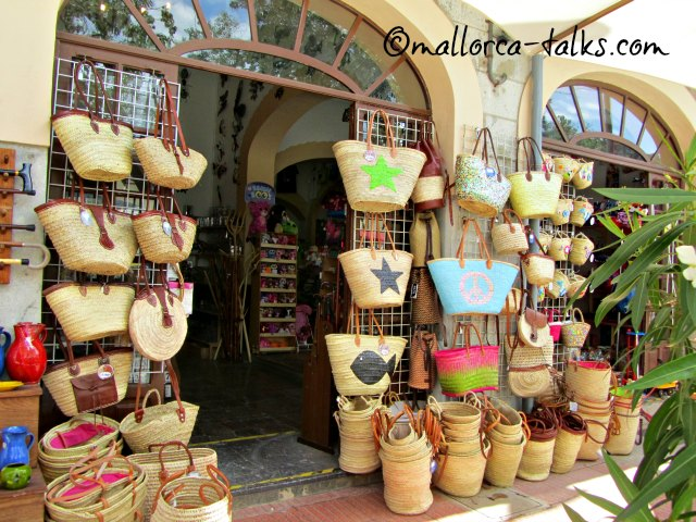 Shoppen in Port de Soller