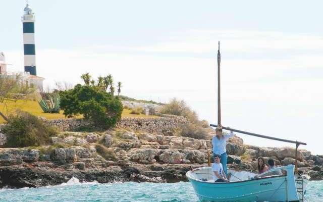 Mallorca Ausflugstipps - Llaut Ausflug in Portocolom