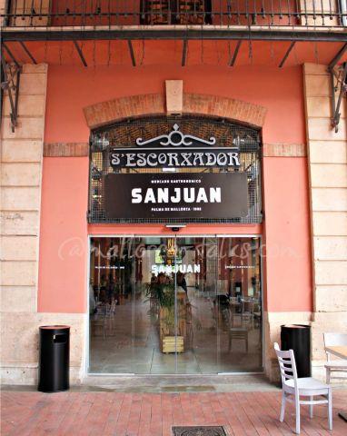Der Gourment-Markt San Juan