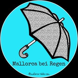 Regen auf Mallorca Batch Mallorca bei Regen