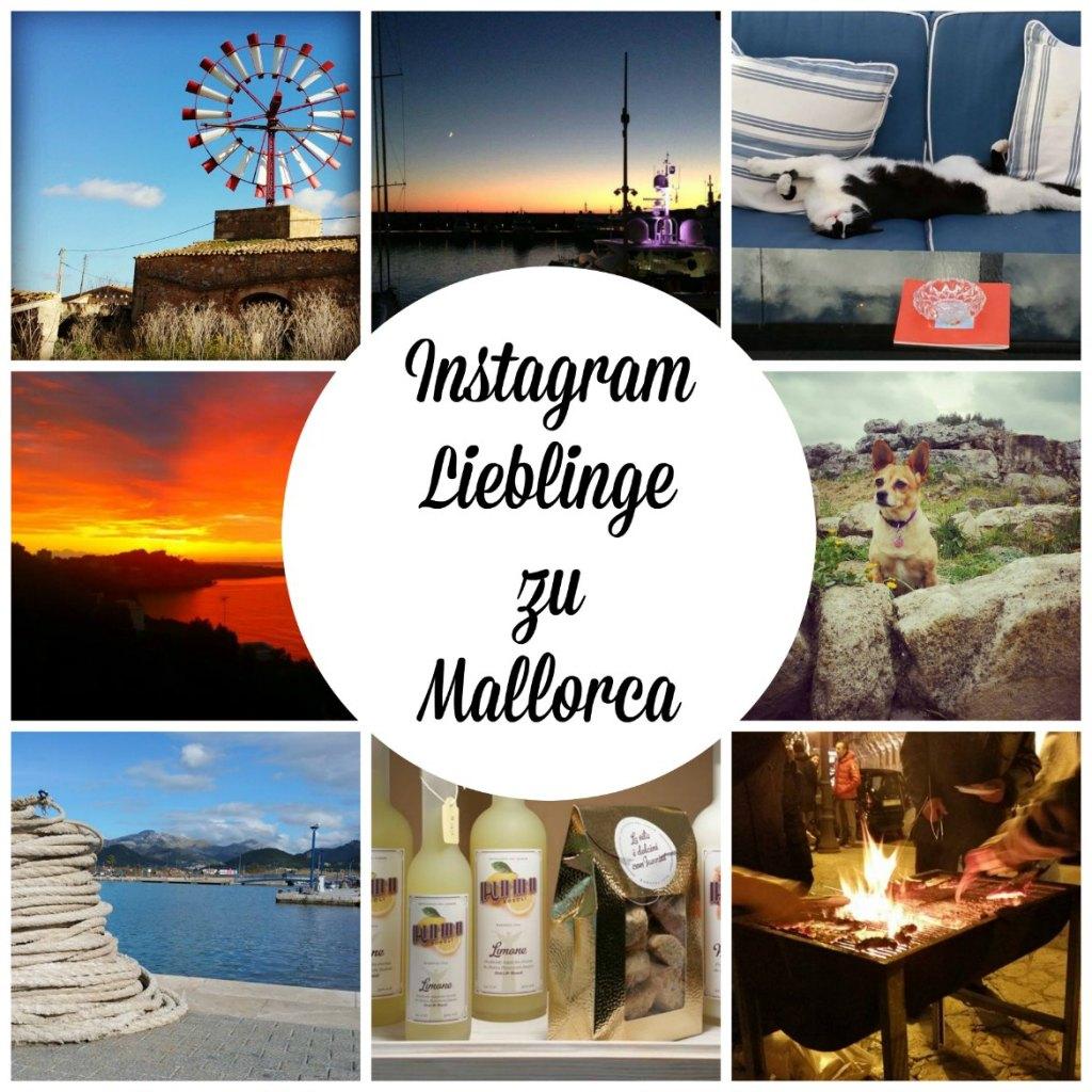 Instagram Lieblinge zu Mallorca