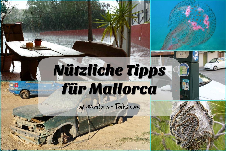 Nützliche TIpps und wissenswertes über Mallorca