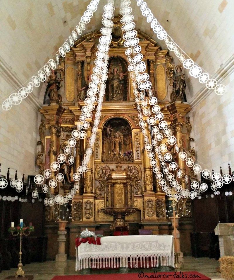 Hochaltar Santa Margalida