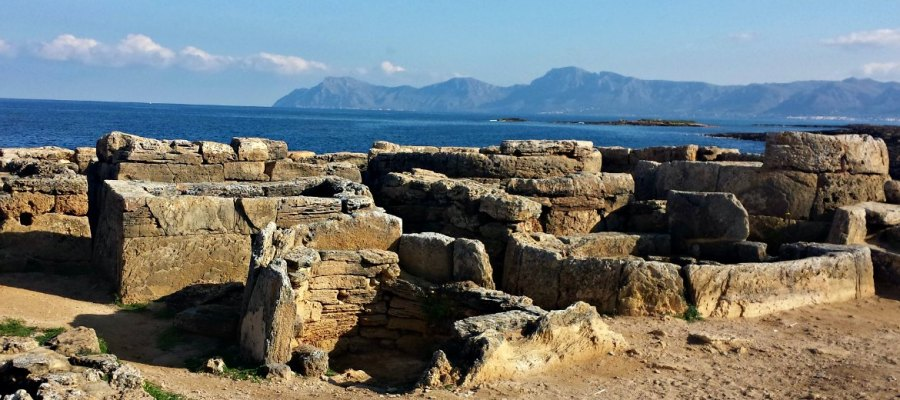 Nekropole von Son Real bei Can Picafort Mallorca