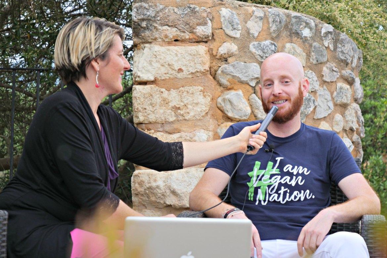 Mallorca Talks to Vegannation Interview