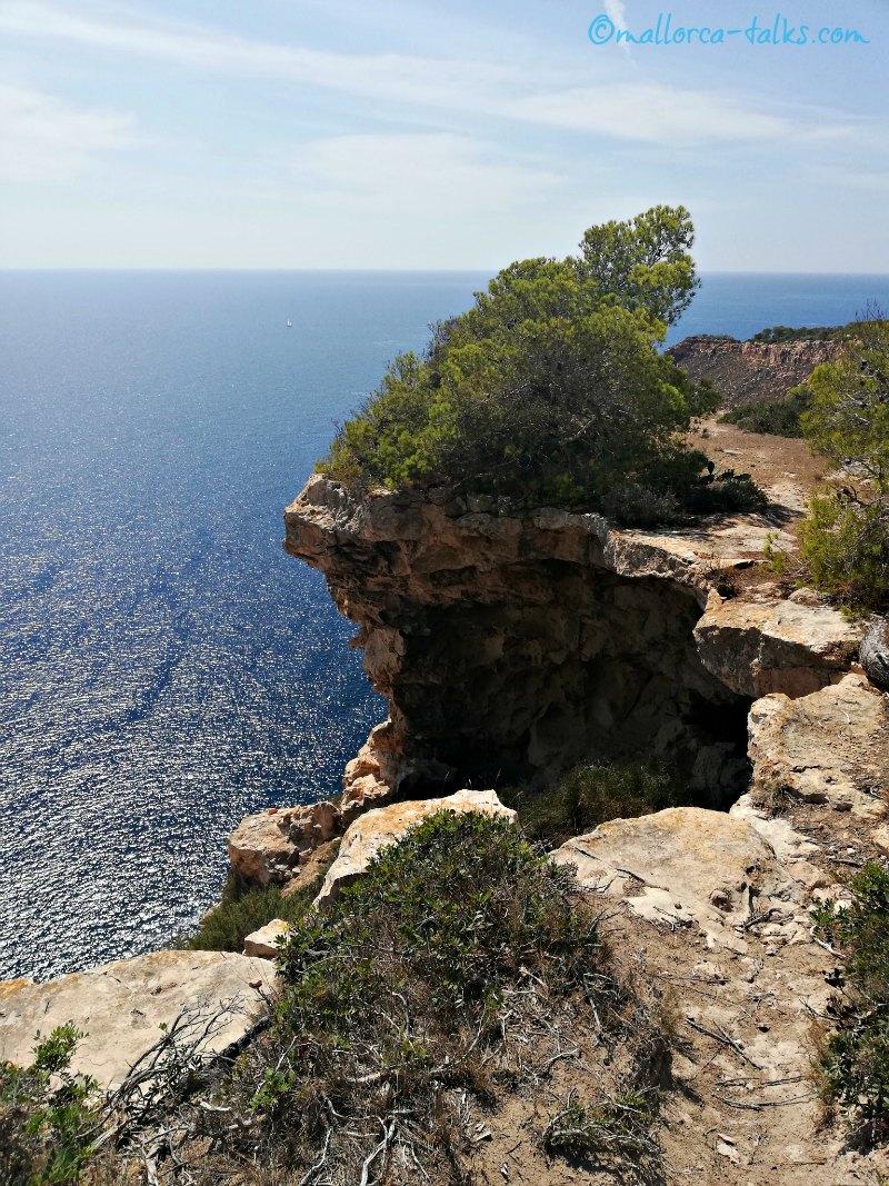 Steilküste von El Toro
