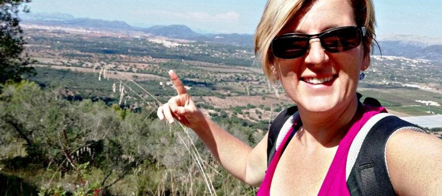 Mallorcatalks am Puig de Inca