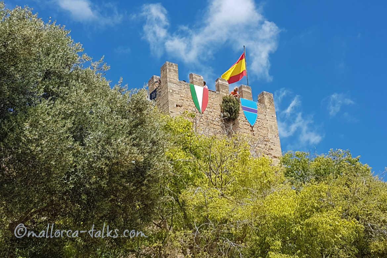 Burg von Capdepera - Castell de Capdepera