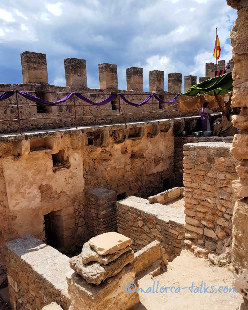 Festungsring Burg von Capdepera