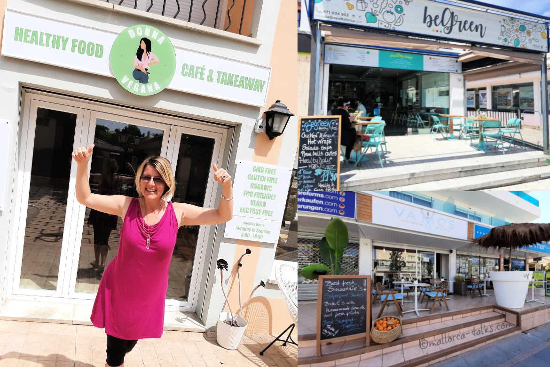 Vegan Essen in Santa Ponsa ist jetzt ganz leicht - Top 3 Auswahl Mallorcatalks
