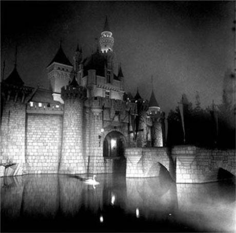 Castillo de Disney - Diane Arbus