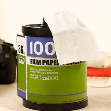 Carrete papel higiénico