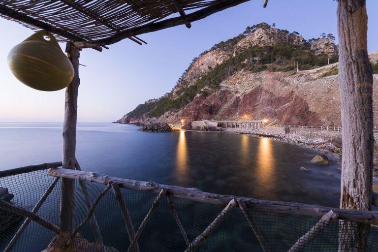 Playas de Mallorca: Cala Estellencs