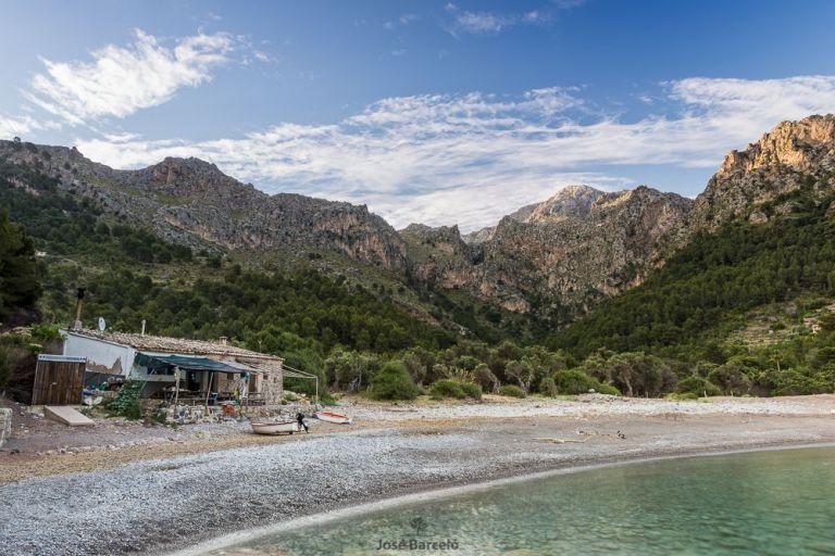 Playas de Mallorca: Cala Tuent