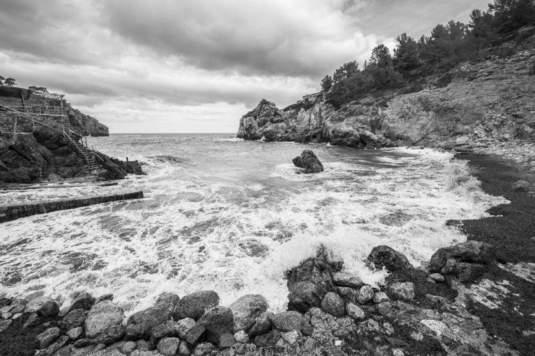 Playas de Mallorca: Cala Deià