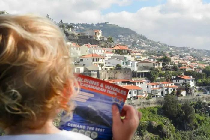 Madeira mit Kindern
