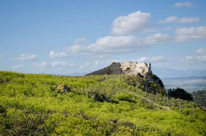 Burg-Castell-de-Santueri Mallorca für Kinder