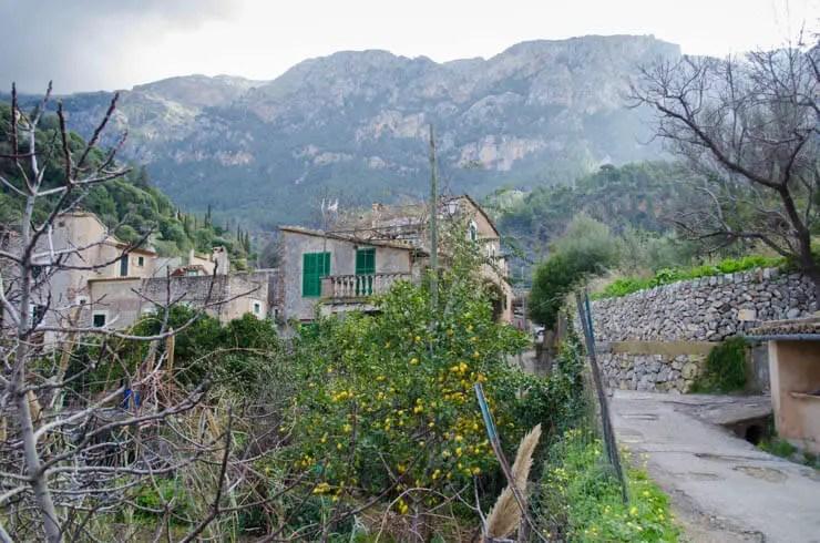 Mallorca für Kinder Cala Deiá