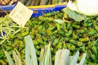 Wochenmarkt in Santanyi