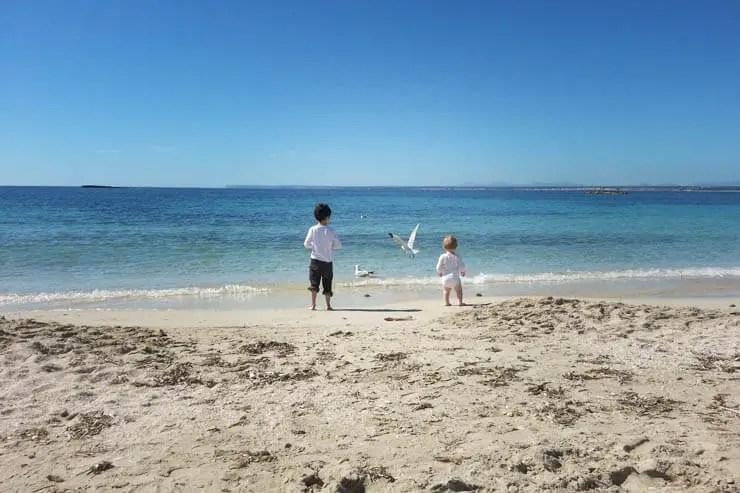 Familienurlaub Mallorca: Urlaub mit Kind