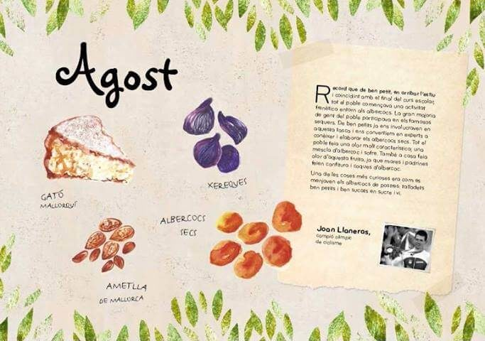 Mallorquinischer Saisonkalender für den Monat August