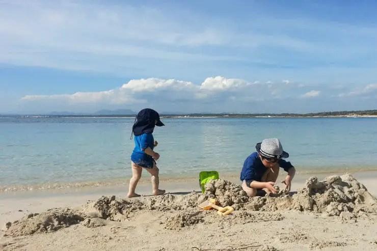 colonia sant jordi strand steckbrief
