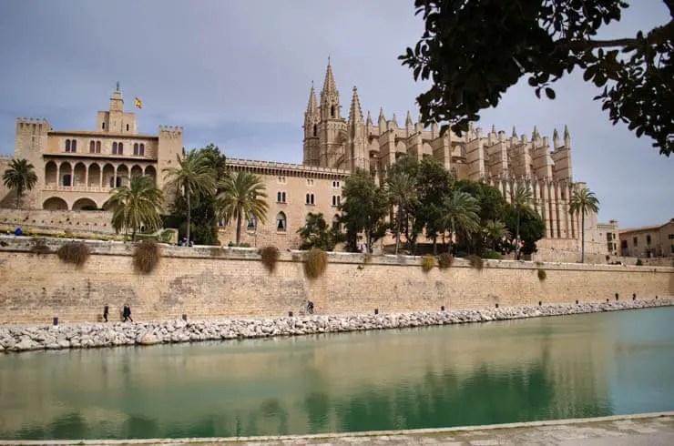 Kathedrale von Mallorca für Kinder