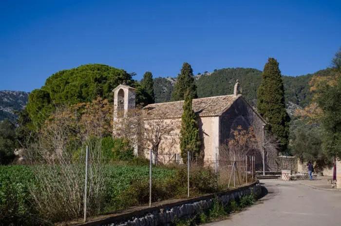 Ermita de Sant Miquel Campanet