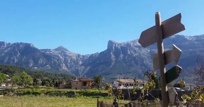 Wandern mit Kindern auf Mallorca: Cami de Sa Figuera