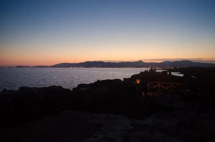 Es Carnatge - Strand im Westen von Mallorca