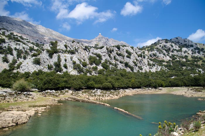 Cuber Stausee: Wandern auf Mallorca