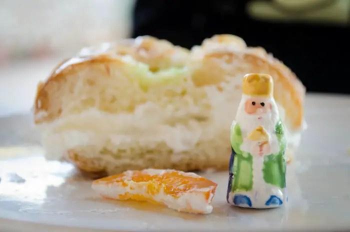 Weihnachten auf Mallorca: Roscon de Reyes
