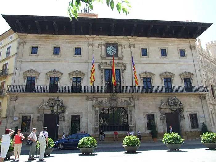 Rathaus Palma: El Cort