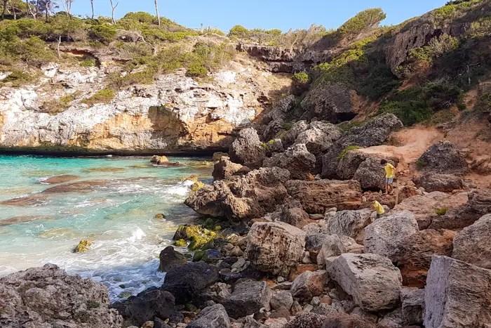 Strand Es Caló des Moro 2021