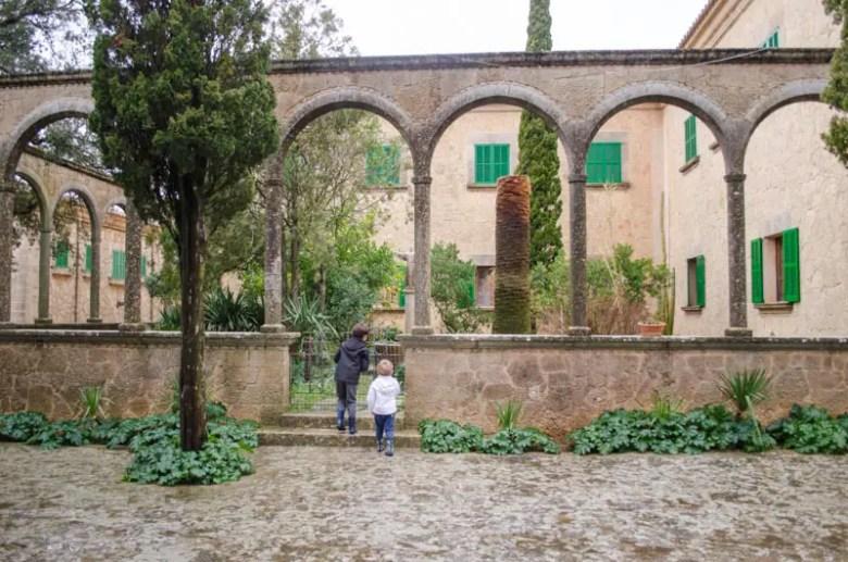 Kloster Randa: Santuario de la Cura