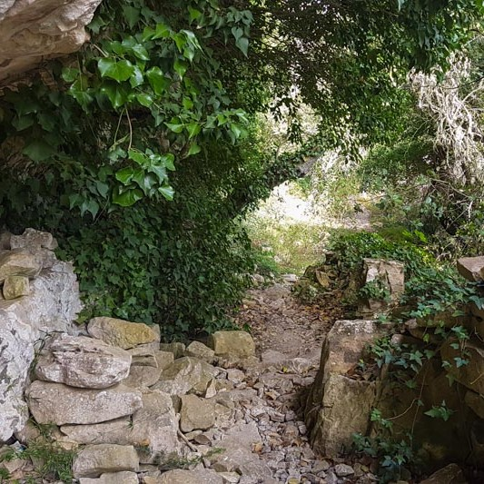Tunnelsystem Kloster Randa